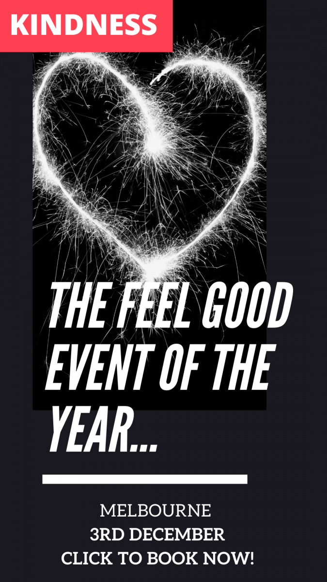 the feel good event of the year