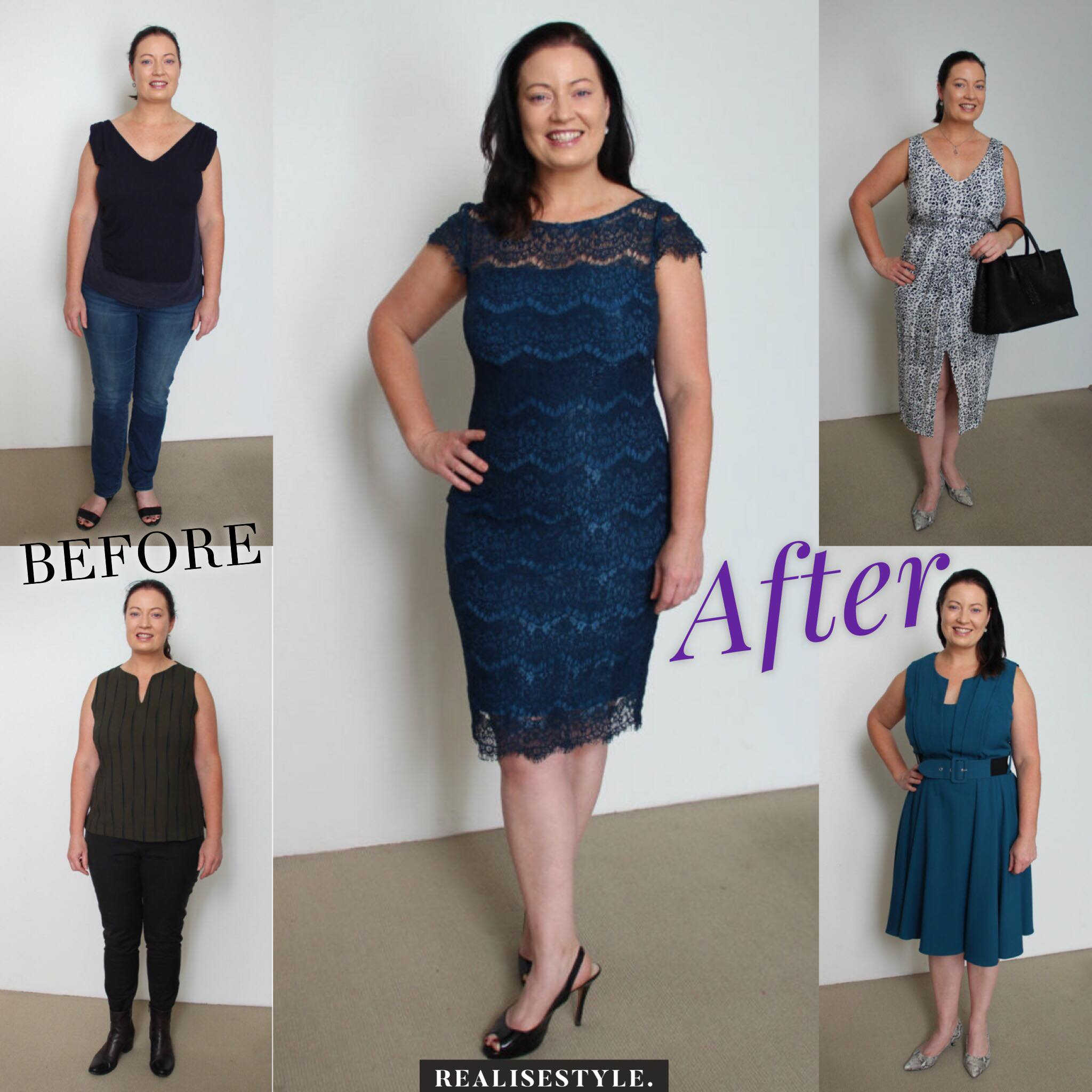 Before & After Coaching - Female