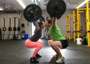 """Four 'Partner with Benefits' Workouts"" To Get Your Heart Pumping!"