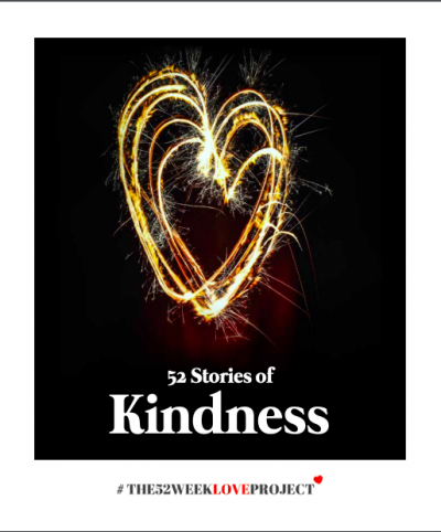 52 stories of Kindness Coffee Table Book