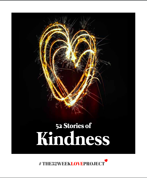52 WEEKS OF KINDNESS COFFEE TABLE BOOK