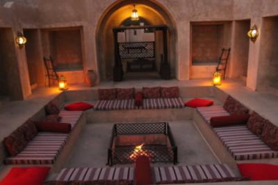 ali lounge area