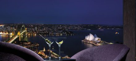 Blu Bar on 36, Shangri-La Hotel Bar Review