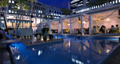 Looking for Cool Bars in Sydney? Make a Splash at The Ivy Pool Club!
