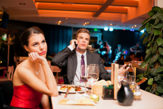 Dinner Etiquette On a Date